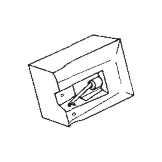 ATN-95 / ATN-95E/EX/HE stylus for Audio Technica AT-95 : Brand:Audio Technica, Info:Original Audio Technica ATN-95 Stylus, Stylus:-
