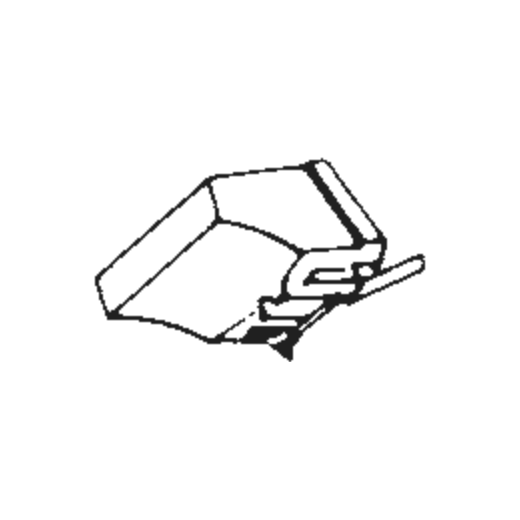 Sharp STY-752 Stylus : Brand:Tonar, Info:Aftermarket Stylus, Stylus:Spherical