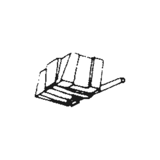 Jelco 4 C-1X Stylus : Brand:Tonar, Info:Aftermarket Stylus, Stylus:Shibata