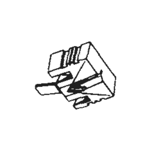 Sharp STY-100 Stylus : Brand:Tonar, Info:Aftermarket Stylus, Stylus:Spherical