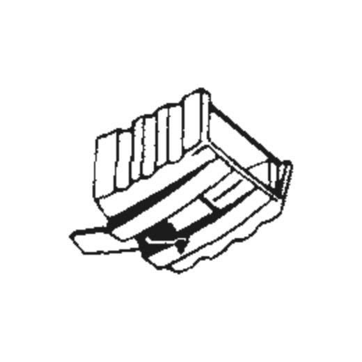 Sansui SN-42 Stylus : Brand:Tonar, Info:Aftermarket Stylus, Stylus:Spherical