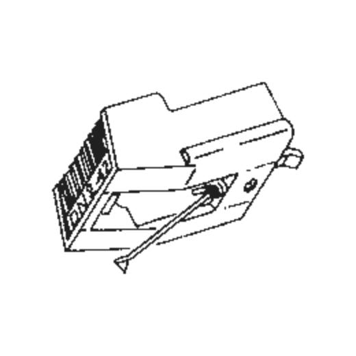 DN 211 Stylus for Dual DMS 210 : Brand:Tonar, Info:Aftermarket Stylus, Stylus:Spherical