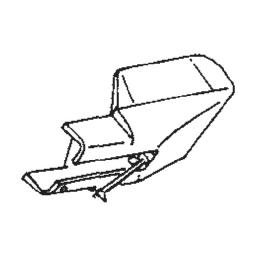 National/Technics EPS-31 for EPC-82 : Brand:Tonar, Info:Aftermarket Stylus, Stylus:Spherical