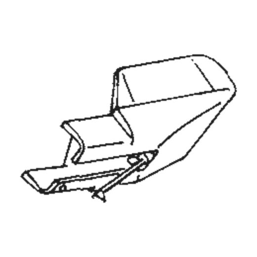 National/Technics EPS-34 Stylus for EPC-78 : Brand:Tonar, Info:Aftermarket Stylus, Stylus:Spherical