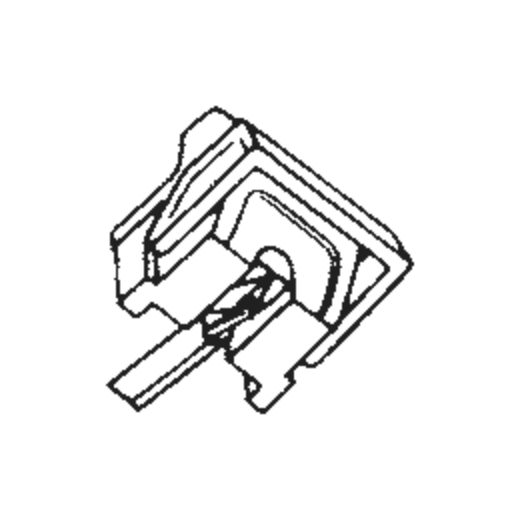 N-46 Stylus for Kenwood/Trio V-46 : Brand:Tonar, Info:Aftermarket Stylus, Stylus:Spherical