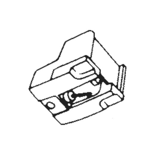 Sharp STY-105 Stylus : Brand:Tonar, Info:Aftermarket Stylus, Stylus:Spherical