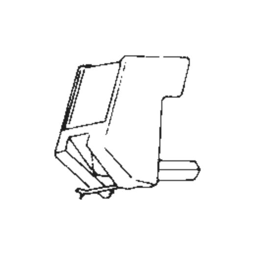 Micro V-307 Stylus : Brand:Tonar, Info:Aftermarket Stylus, Stylus:Spherical