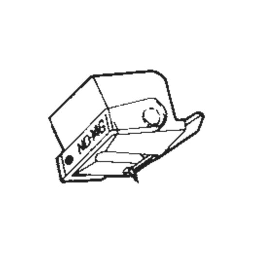 ND-14G stylus for Sony VL-14GS : Brand:Tonar, Info:Aftermarket Stylus, Stylus:Spherical