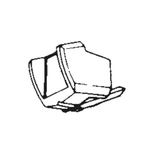 Micro V-5 Stylus : Brand:Tonar, Info:Aftermarket Stylus, Stylus:Spherical