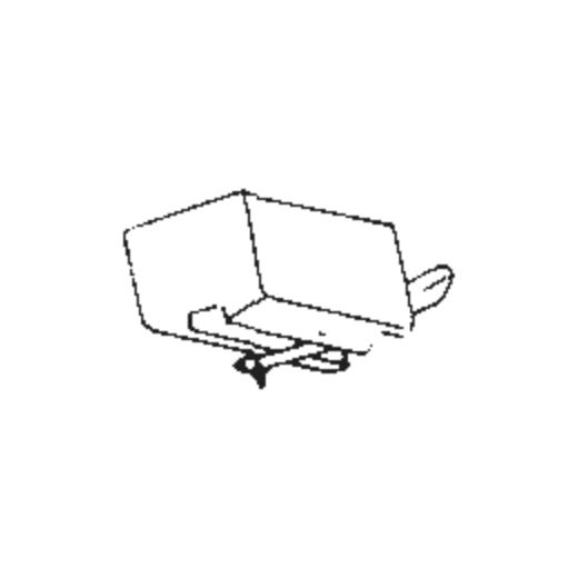 Hitachi DS-ST-20 Stylus : Brand:Tonar, Info:Aftermarket Stylus, Stylus:Spherical