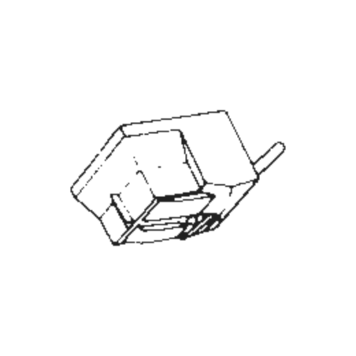ST-50 D Stylus for Sanyo MG-50 : Brand:Tonar, Info:Aftermarket Stylus, Stylus:Spherical