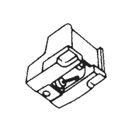 I.T.T. AT-70 Stylus : Brand:Tonar, Info:Aftermarket Stylus, Stylus:Spherical