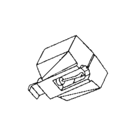 ND-60G stylus for Sony VX-60G : Brand:Tonar, Info:Aftermarket Stylus, Stylus:Spherical