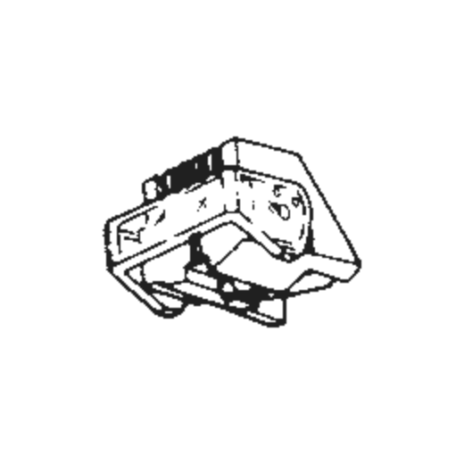 Onkyo DN-39 ST Stylus : Brand:Tonar, Info:Aftermarket Stylus, Stylus:Spherical