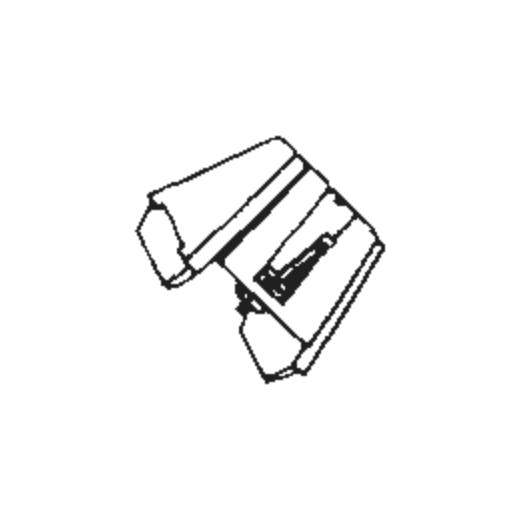 Japan Columbia/Denon DSN-44 Stylus : Brand:Tonar, Info:Aftermarket Stylus, Stylus:Spherical