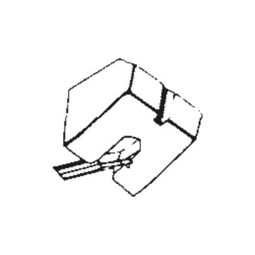 Sansui SN-45 Stylus : Brand:Tonar, Info:Aftermarket Stylus, Stylus:Spherical