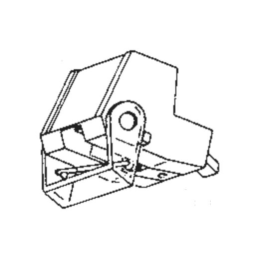 SN-101 styli for Sansui SV-101 : Brand:Audio Technica, Info:Original Audio Technica ATN-771 Stylus, Stylus:Spherical