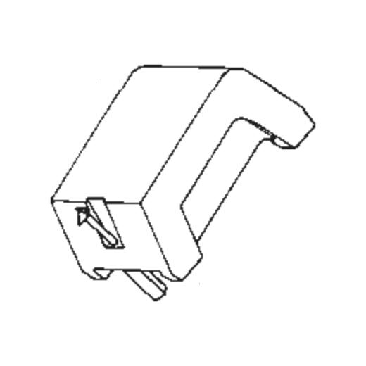 N-39 mk III Stylus for Kenwood/Trio V-39 mk III : Brand:Tonar, Info:Aftermarket Stylus, Stylus:Spherical