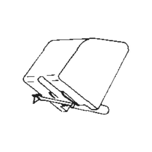 S55SR Stylus for Excel ME-55 : Brand:Tonar, Info:Aftermarket Stylus, Stylus:Spherical