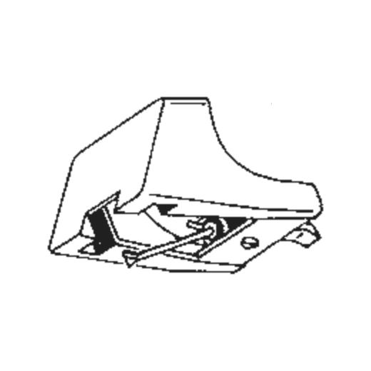ND-5G stylus for Sony VL-5 : Brand:Audio Technica, Info:Original Sony ND-5 G Stylus, Stylus:-