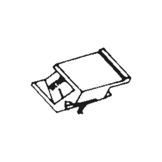 Nivico DT-30 S Stylus : Brand:Tonar, Info:Aftermarket Stylus, Stylus:Spherical