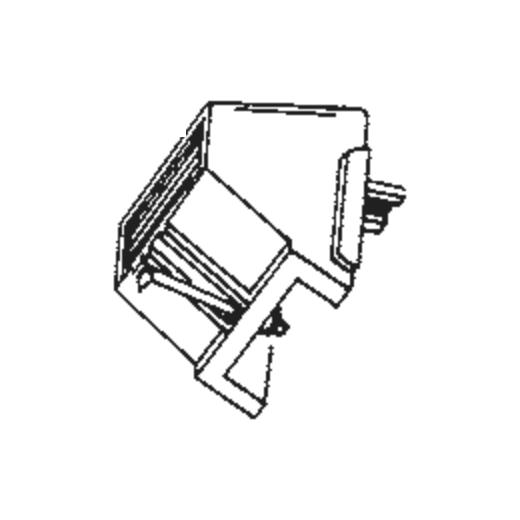 Sanyo ATN-750 Stylus : Brand:Tonar, Info:Aftermarket Stylus, Stylus:Spherical