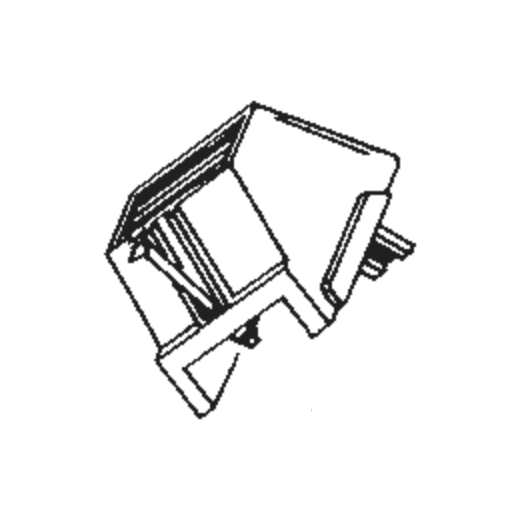 C.E.C. ATN-750 Stylus : Brand:Tonar, Info:Aftermarket Stylus, Stylus:Spherical