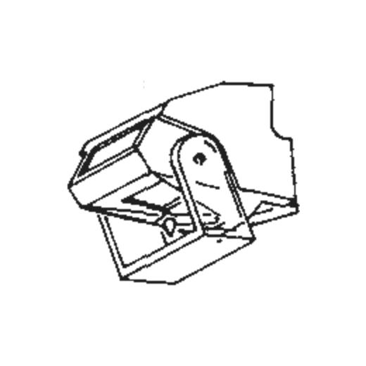 N-53 Stylus for Kenwood/Trio V-53 : Brand:Tonar, Info:Aftermarket Stylus, Stylus:Spherical