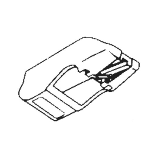 Brandt QLM-30 MK III Stylus : Brand:Tonar, Info:Aftermarket Stylus, Stylus:Spherical