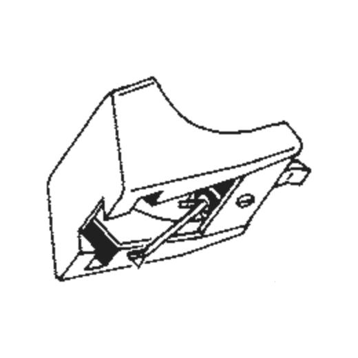 ATN-3710 / ATN-3710L stylus for Audio Technica AT-3710 : Brand:Tonar, Info:Aftermarket Stylus  (ATN-3710), Stylus:Spherical