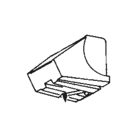 Silver SL-5030 : Brand:Tonar, Info:Aftermarket Stylus, Stylus:Spherical