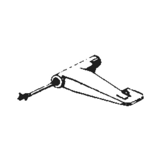 Electronic Reproducers ER 5 MX Stylus : Brand:Tonar, Info:Aftermarket Stylus, Stylus:Dual Sapphire 78RPM Mono + Diamond Stereo