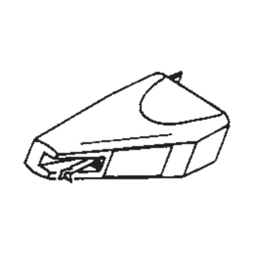 Piezo YM-125 Stylus : Brand:Original, Info:Original Piezo YM-125 Stylus, Stylus:-