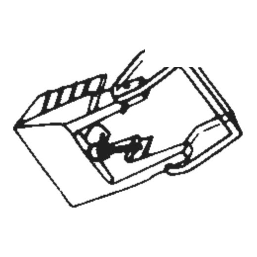 RS-150 styli for Akai PC-150 : Brand:Tonar, Info:Aftermarket Stylus, Stylus:Elliptical