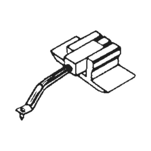 Acos GP-81 Stylus : Brand:Tonar, Info:Aftermarket Stylus, Stylus:Spherical