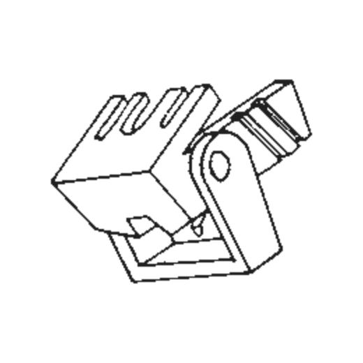 Mitsubishi 3D-50M Stylus : Brand:Tonar, Info:Aftermarket Stylus, Stylus:Spherical