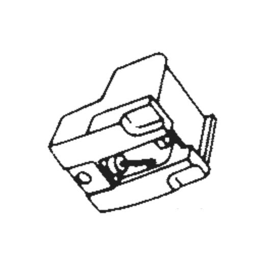 Mitsubishi 3D-42 M Stylus : Brand:Tonar, Info:Aftermarket Stylus  (ATN-70), Stylus:Spherical