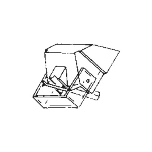 Sharp STY-120 Stylus : Brand:Tonar, Info:Aftermarket Stylus, Stylus:Spherical
