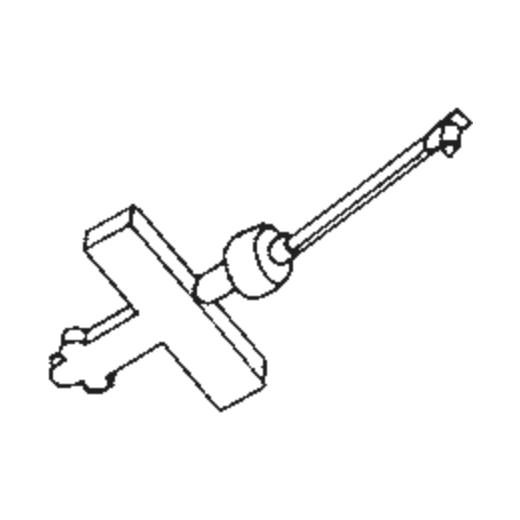 Amstrad T-30 MD Stylus : Brand:Tonar, Info:Aftermarket Stylus, Stylus:Spherical