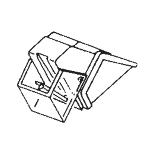 Japan Columbia/Denon DSN-51 Stylus for JM-26 : Brand:Tonar, Info:Aftermarket Stylus, Stylus:Spherical