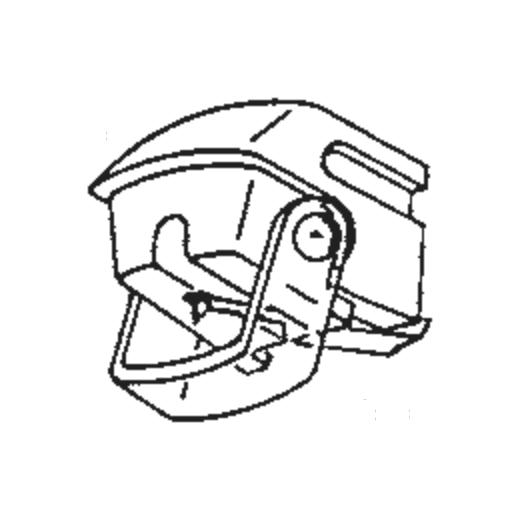 C.E.C. MC-45 Stylus : Brand:Tonar, Info:Aftermarket Stylus, Stylus:Spherical