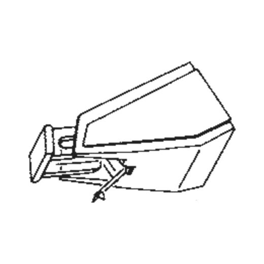 Osawa OS-1001 Stylus : Brand:Tonar, Info:Aftermarket Stylus, Stylus:Elliptical