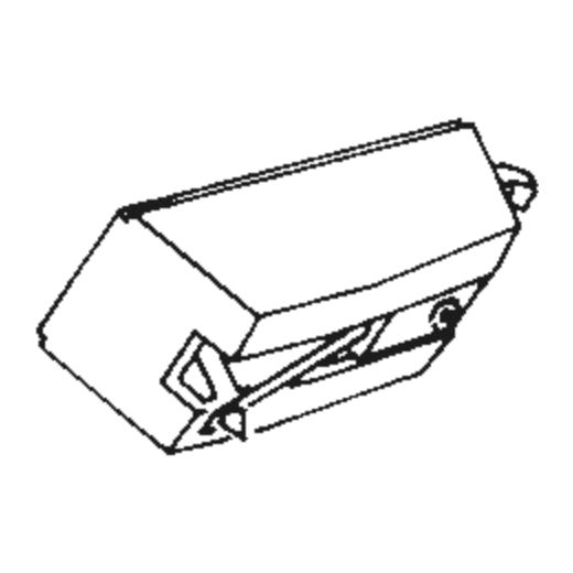 Onkyo DN-56 ST Stylus : Brand:Tonar, Info:Aftermarket Stylus, Stylus:Spherical