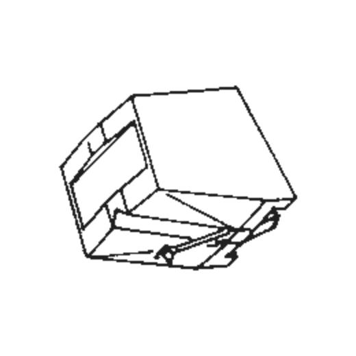 Sharp SG-20 MUSIC CENTRE Stylus : Brand:Tonar, Info:Aftermarket Stylus, Stylus:Spherical