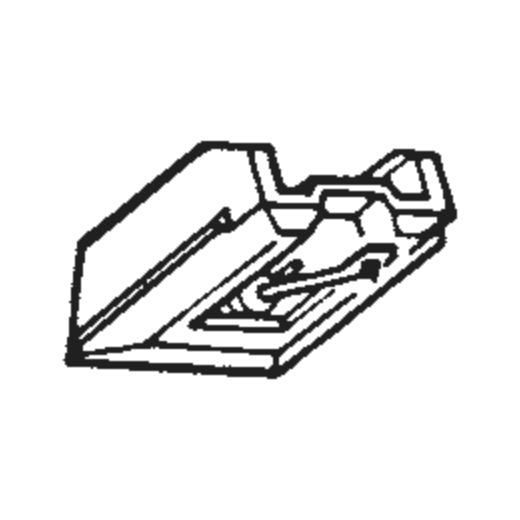 Sansui SN-505 Stylus : Brand:Tonar, Info:Aftermarket Stylus, Stylus:Spherical