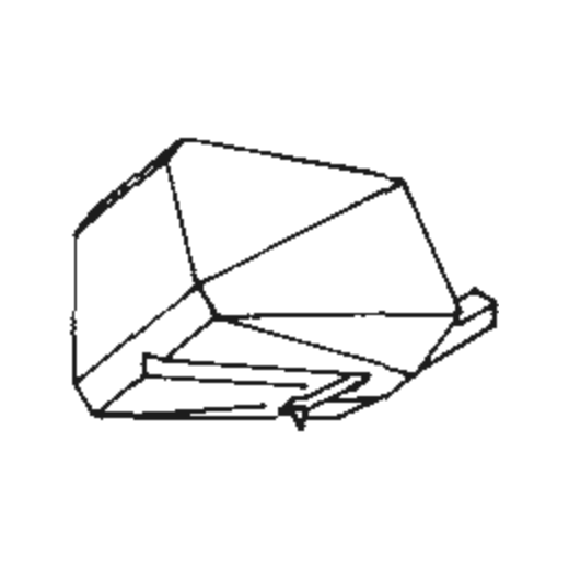 Toshiba C-64 M Stylus : Brand:Tonar, Info:Aftermarket Stylus, Stylus:Spherical