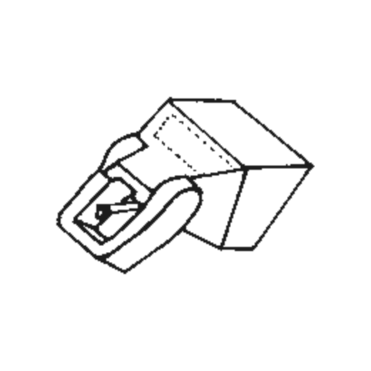 C.E.C. RS-3 Stylus : Brand:Tonar, Info:Aftermarket Stylus, Stylus:Spherical