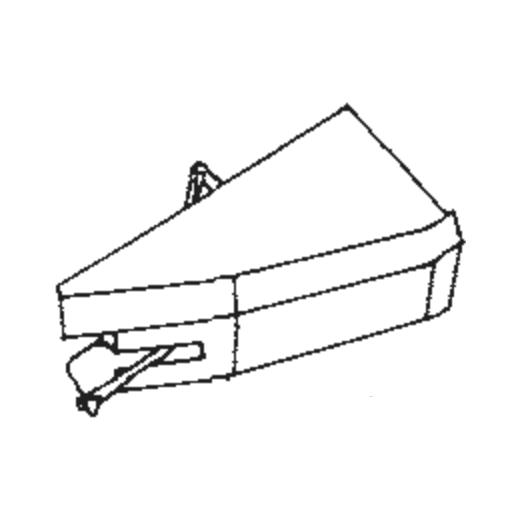 Yamaha MC-108 Stylus : Brand:Audio Technica, Info:Original Yamaha MC-108 Stylus, Stylus:-
