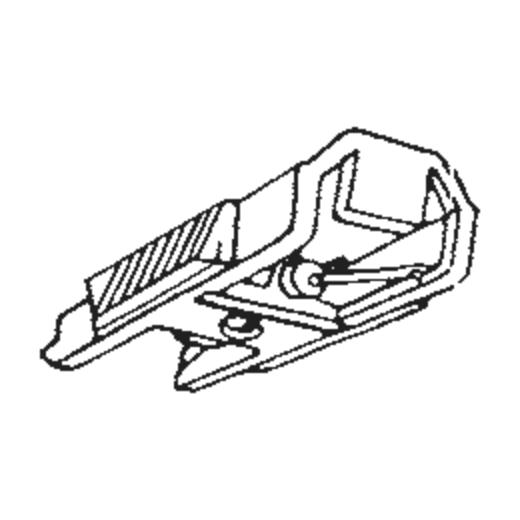 ND-143G stylus for Sony VL-43G : Brand:Tonar, Info:Aftermarket Stylus, Stylus:Spherical