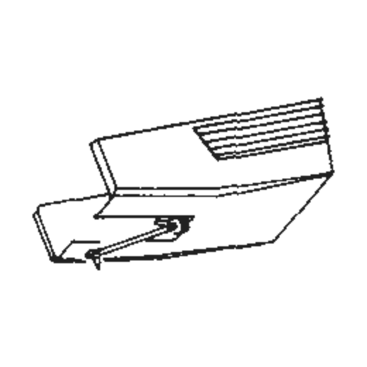 Sherwood AT-112 EP Stylus : Brand:Tonar, Info:Aftermarket Stylus  (ATN-112EP for AT-112EP), Stylus:Elliptical